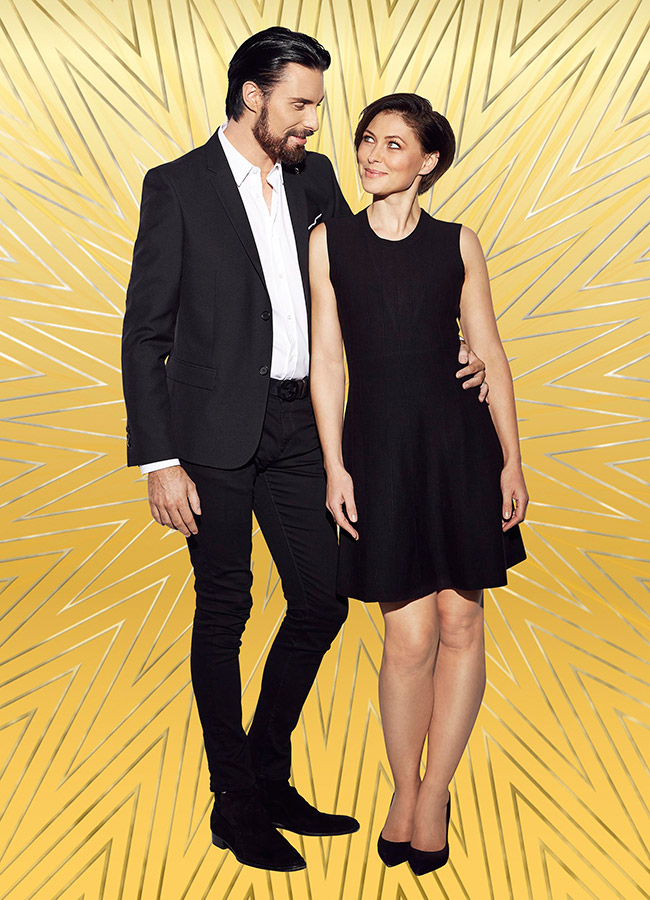 Celebrity Big Brother summer 2017 presenters Emma Willis and Rylan Clark-Neal