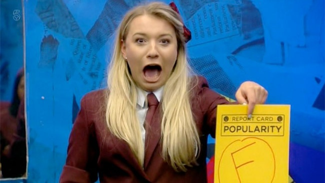 Big Brother 2017: Charlotte Keys evicted in back to school task