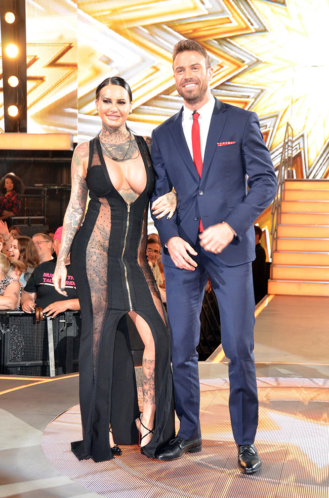 Celebrity Big Brother summer 2017 final - Jemma Lucy finishes sixth and Chad Johnson finishes fifth