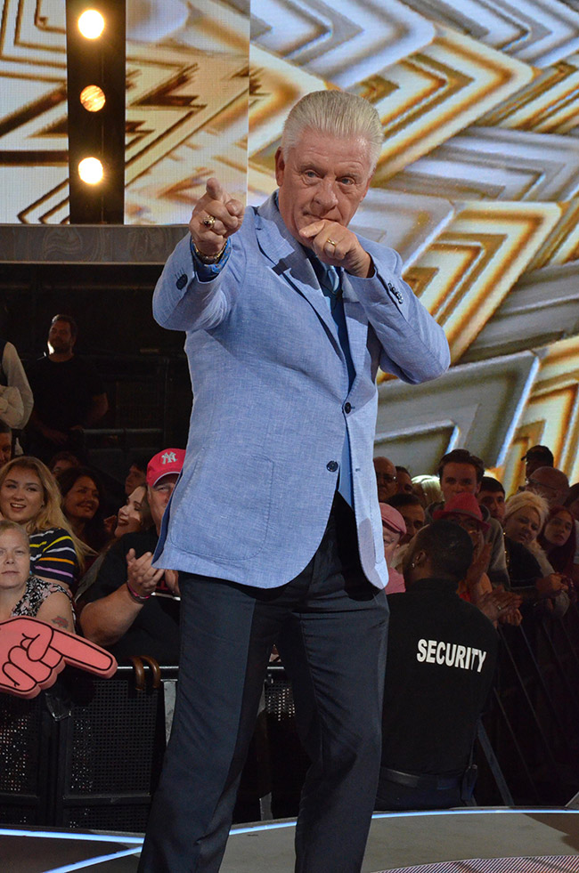 Celebrity Big Brother summer 2017 final - Derek Acorah finishes fourth