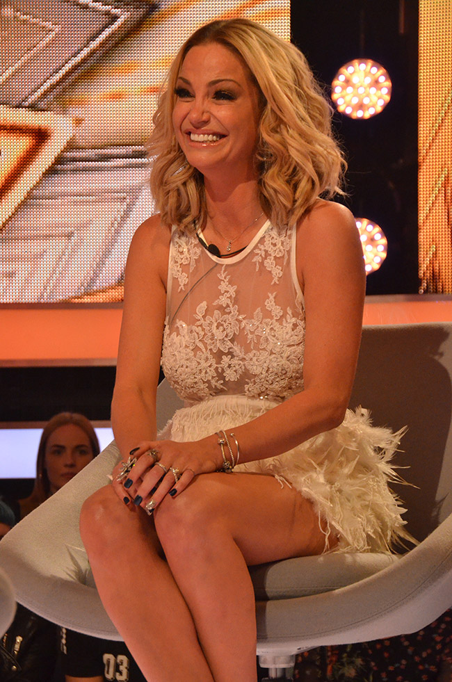 Celebrity Big Brother summer 2017 final - winner Sarah Harding