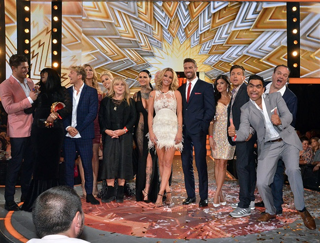 Celebrity Big Brother summer 2017 final - the housemates
