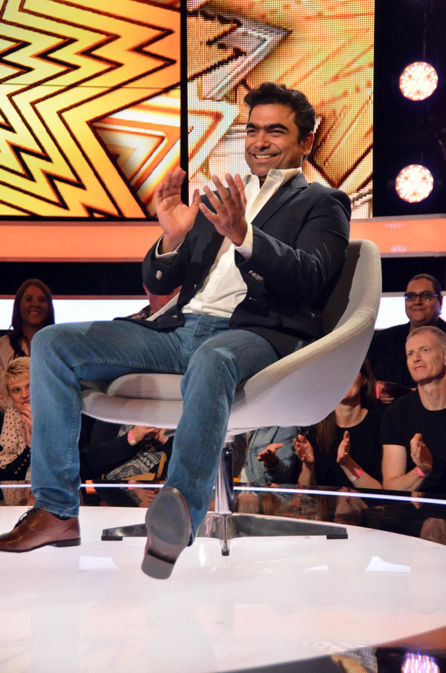 Celebrity Big Brother summer 2017 - Karthik Nagesan second evicted
