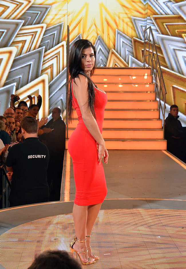 Celebrity Big Brother summer 2017 - Marissa Jade first evicted
