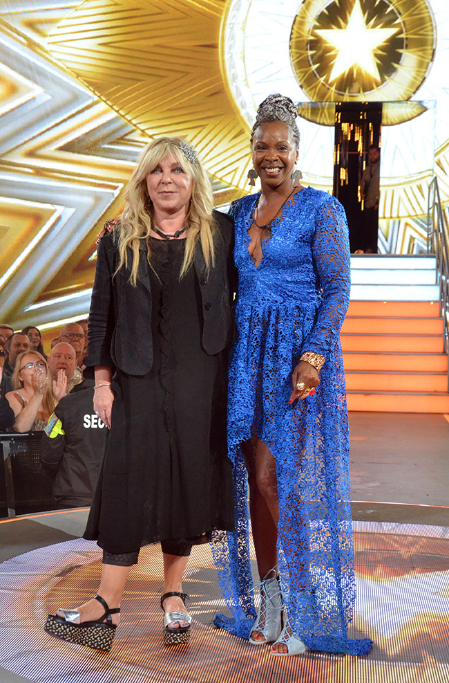 Celebrity Big Brother summer 2017 sixth and eventh evictions - Helen Lederer and Sandi Bogle
