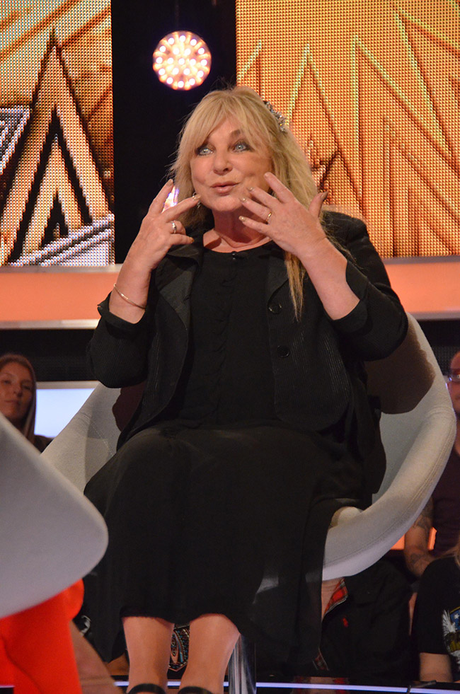 Celebrity Big Brother summer 2017 sixth and eventh evictions - Helen Lederer
