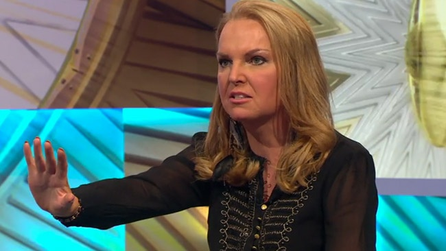 India Willoughby on Celebrity Big Brother's Bit On The Side