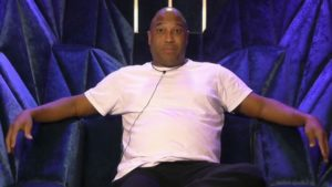 Celebrity Big Brother 2018 - John Barnes leaves house via the Diary Room in back door eviction