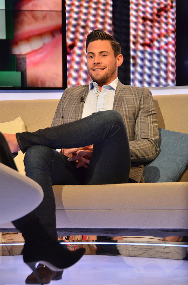Celebrity Big Brother 2018: Year of the Woman - Andrew Brady sixth evicted