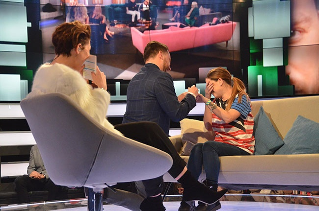 Celebrity Big Brother 2018: Year of the Woman - Daniel O'Reilly eighth evicted