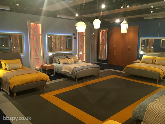 Celebrity Big Brother 2018: Year Of The Woman - bbspy exclusive house tour - Second Bedroom
