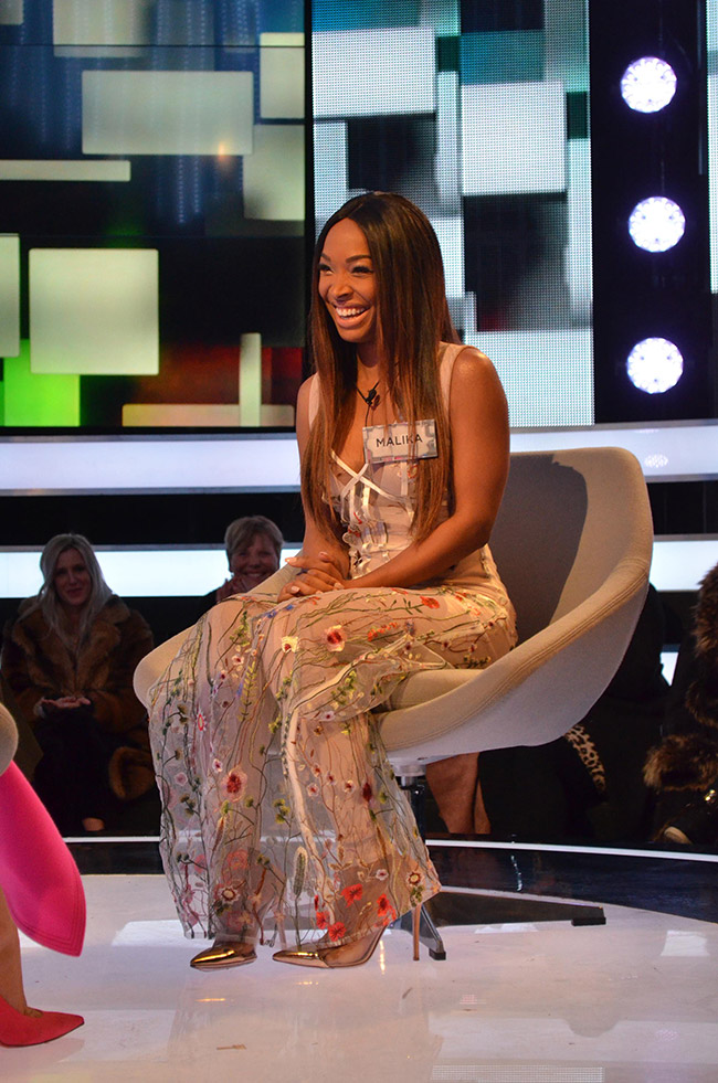 Celebrity Big Brother 2018: Year Of The Woman launch - Malika Haqq