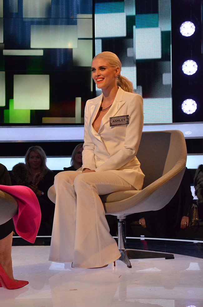 Celebrity Big Brother 2018: Year Of The Woman launch - Ashley James