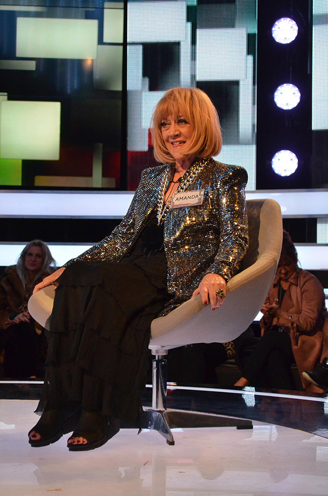 Celebrity Big Brother 2018: Year Of The Woman launch - Amanda Barrie