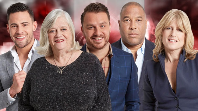 Celebrity Big Brother 2018: Year of the Woman - Andrew Brady, Ann Widdecombe, Daniel O'Reilly, John Barnes, Rachel Johnson nominated for second eviction