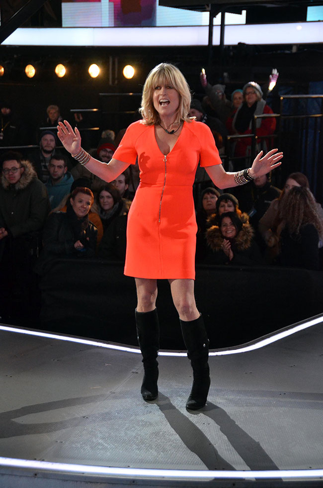 Celebrity Big Brother 2018: Year of the Woman - Rachel Johnson second evicted