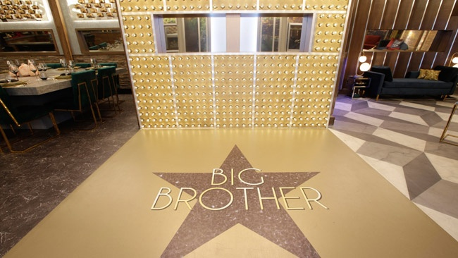 Celebrity Big Brother USA house