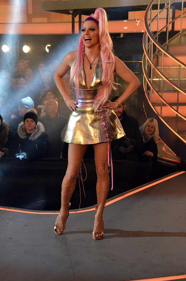 Celebrity Big Brother 2018: Year of the Woman final - Shane Jenek/Courtney Act crowned winner