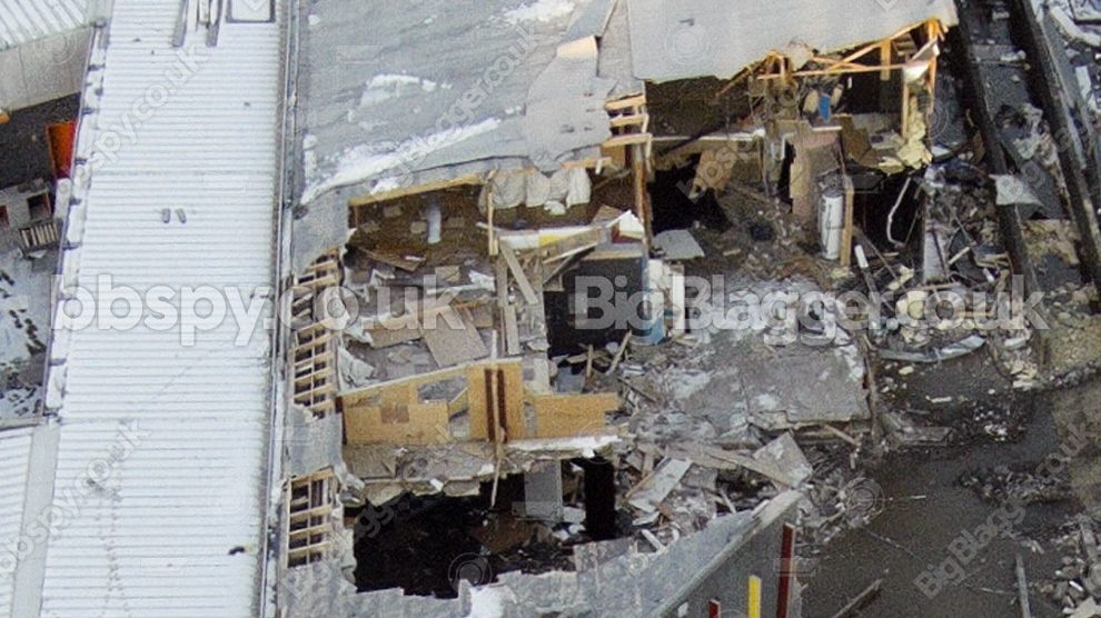 EXCLUSIVE: Big Brother UK house demolition revealed in new ...
