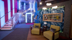 Celebrity Big Brother 2013 house - Entrance
