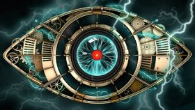 Big Brother 2015 Timebomb eye logo