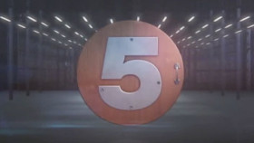 Channel 5 ident - Big Brother 2013 Secrets And Lies