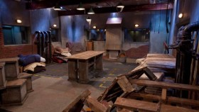 Celebrity Big Brother 2013 house - The Basement