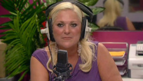 Celebrity Big Brother 12 summer 2013 - Vanessa Feltz enters the house for BBFM task