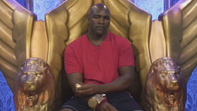 Celebrity Big Brother 2014 - Evander Holyfield