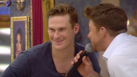 Celebrity Big Brother 2014 - 'For Whom The Bell Tolls' ignore the obvious tasks - Duncan James sings to Lee Ryan as Blue visit the house