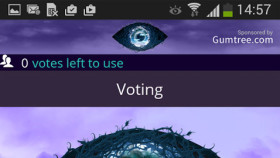 Celebrity Big Brother 2015 Android app