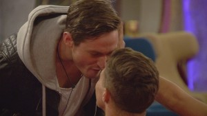 Big Brother 2015: Timebomb - Danny Wisker warned for agression towards Marc O'Neill