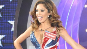 Celebrity Big Brother summer 2015 UK vs. USA launch show - Farrah Abraham
