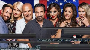 Celebrity Big Brother summer 2015 UK vs USA nominations - Chloe Jasmine and Stevi Ritchie, Chris Ellison, Daniel Baldwin, Farrah Abraham, Janice Dickinson, Jenna Jameson