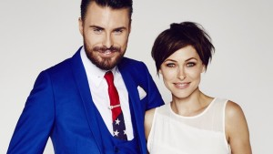 Celebrity Big Brother summer 2015: UK vs. USA presenters Emma Willis and Rylan Clark
