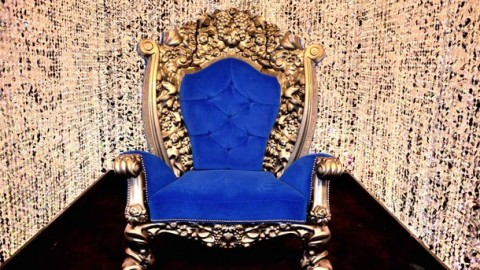 Big Brother 2012 House - Diary Room