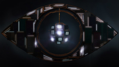 Big Brother 2013 eye logo