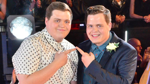 Big Brother 2013 Secrets And Lies final - Jack and Joe Glenny