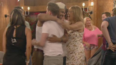 Big Brother 2013 Secrets & Lies - Michael leaves the house