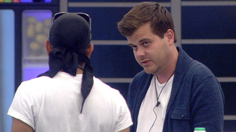 Big Brother 2014: Power Trip - Pavandeep Paul and Chris Wright