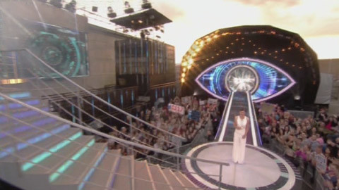 Big Brother 2014: Power Trip stage