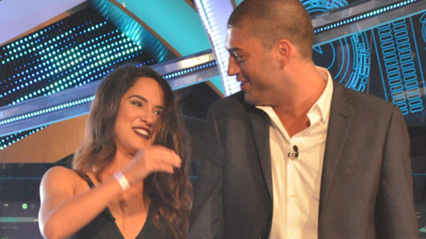 Big Brother 2014: Power Trip - Steven Goode reunited with Kimberly Kisselovich after his eviction interview