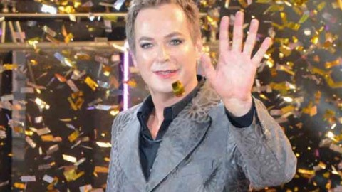 Celebrity Big Brother 10 final - Julian Clary