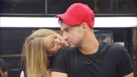 Celebrity Big Brother 10 best bits - Danica flirts with The Situation