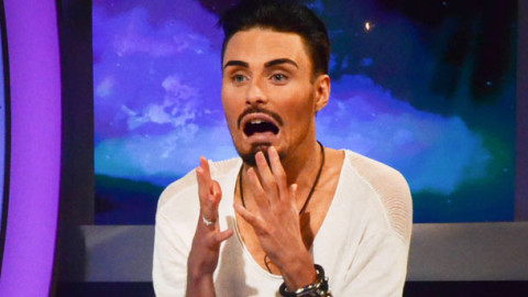 Celebrity Big Brother 2013 final - Rylan Clark wins