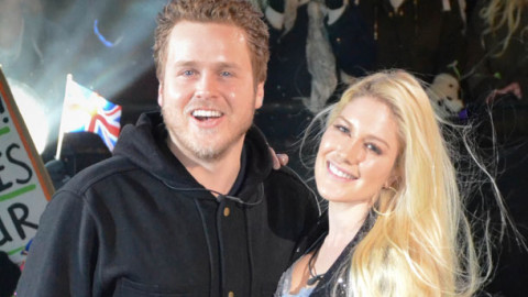 Celebrity Big Brother 2013 final - Spencer Pratt and Heidi Montag
