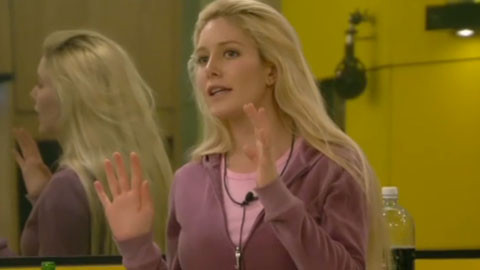 Celebrity Big Brother 2013 - Heidi Montag