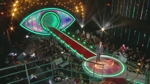 Celebrity Big Brother 2013 - live show stage