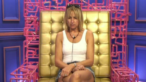 Celebrity Big Brother 12 summer 2013 – Carol McGiffin