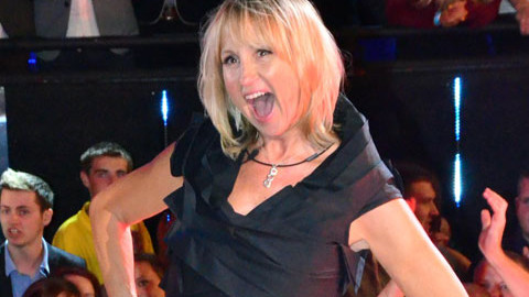 Celebrity Big Brother 12 summer 2013 launch show - Carol McGiffin